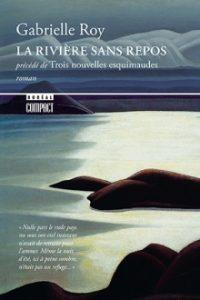 Couverture du livre qui a inspiré le film La rivière sans repos présenté le soir du 16 novembre 2021